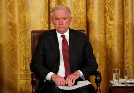 U.S. Justice Department sues California over 'sanctuary' policies