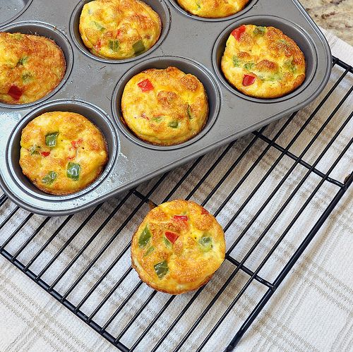 Bake a batch of breakfast muffins and throw them in the freezer. | 16 Shortcuts to Make Your Morning Easier