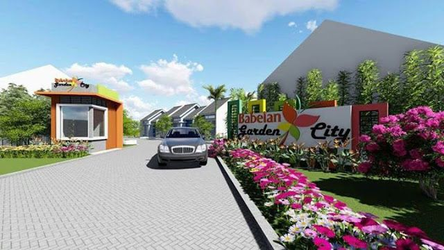 Babelan Garden City Perumahan Subsidi Baru Di Babelan Bekasi Desain Latar Belakang Rumah