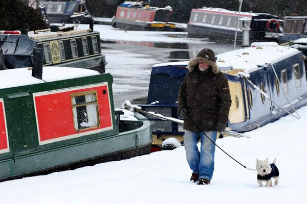 Survivors Guide To Living On A Narrow Boat In The Winter