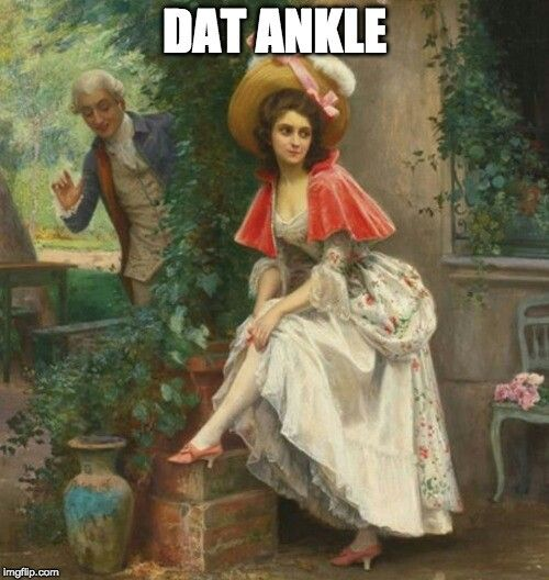 Dat #ankle #LetsGetWordy