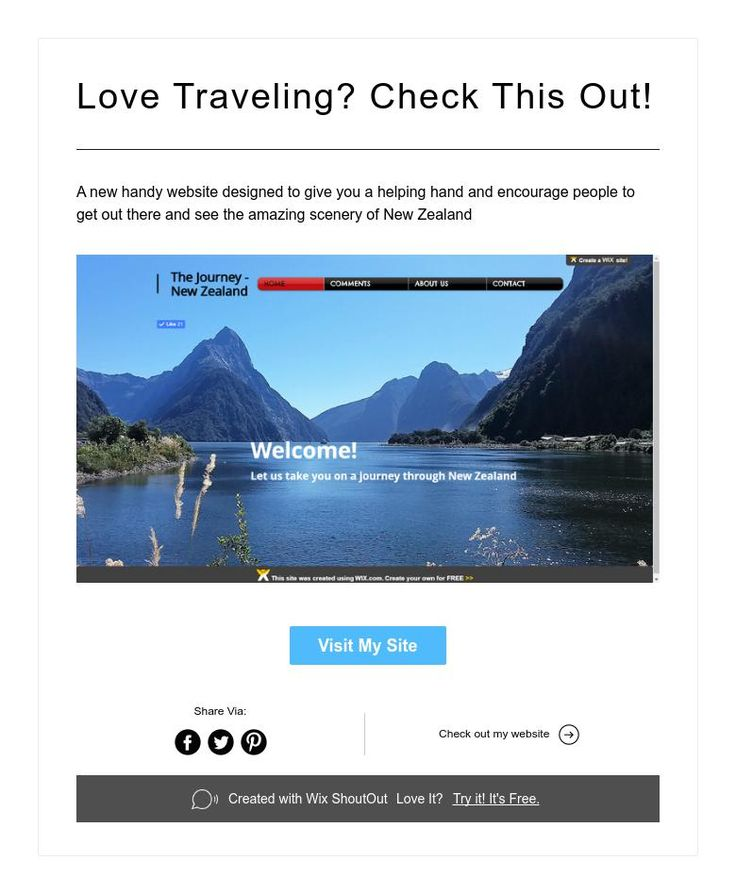 Love Traveling? Check This Out!