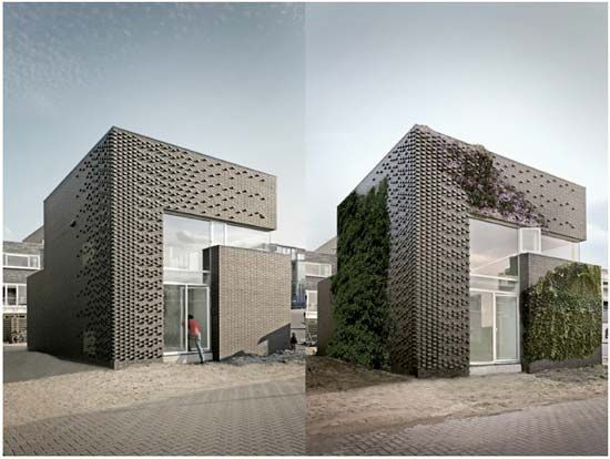 03 House Ijburg   Facade Architecture Design