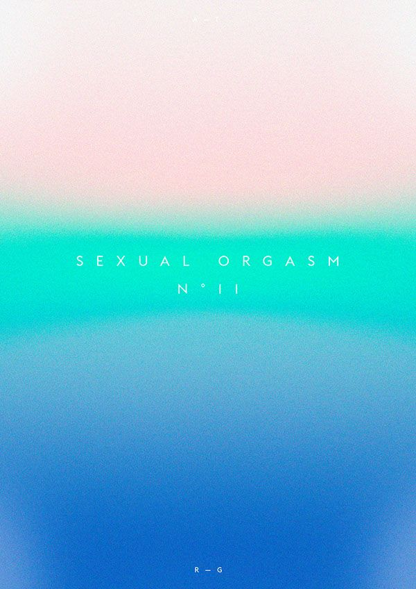 Sexual orgasms 11—20 on Behance
