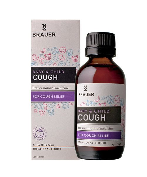 Baby & Child Cough 100mL- Baby & Child Cough includes ingredients such as Sundew and homeopathic Ipecacuanha root which are traditionally used in homeopathic medicine to provide temporary relief from dry and chesty coughs. Baby & Child Cough can be used in children from 2 years of age, and may be used in children under 2 years with advice from your healthcare professional.