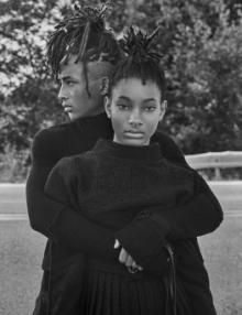 Will and Jada's star children model for big brands and make blockbuster movies and hit songs, but what they really want is a revolution.