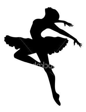 Image Detail for - Ballerina :: Silhouette picture by lex_alexis - Photobucket