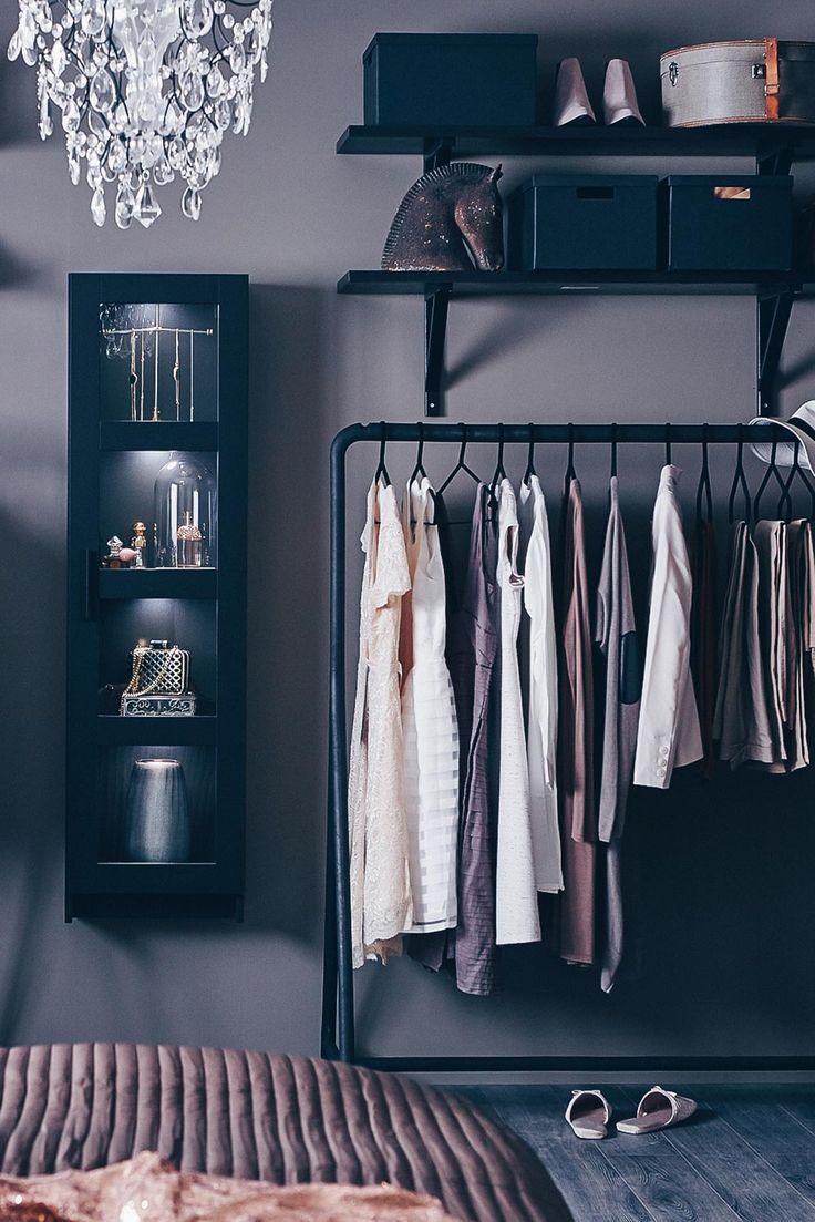 Nice  Tipps und praktische Ideen f r ein stilvolles Ankleidezimmer AnkleidezimmerBegehbarer KleiderschrankChecklistePax