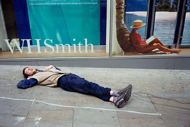 Nick Turpin - Street photographer