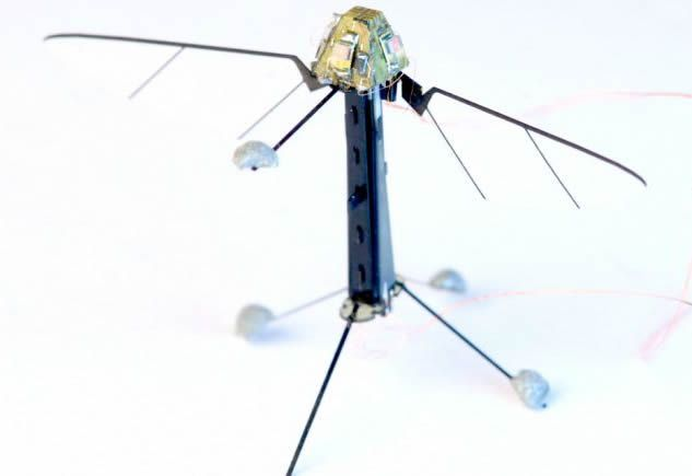 World's Smallest Drone Weighs Less Than a Gram