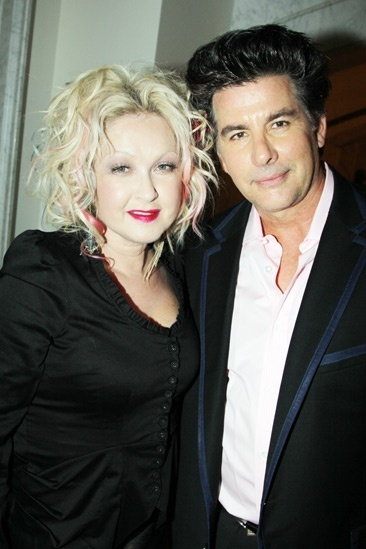 Cyndi Lauper & husband David have been married since 1991 - 22 years! <3