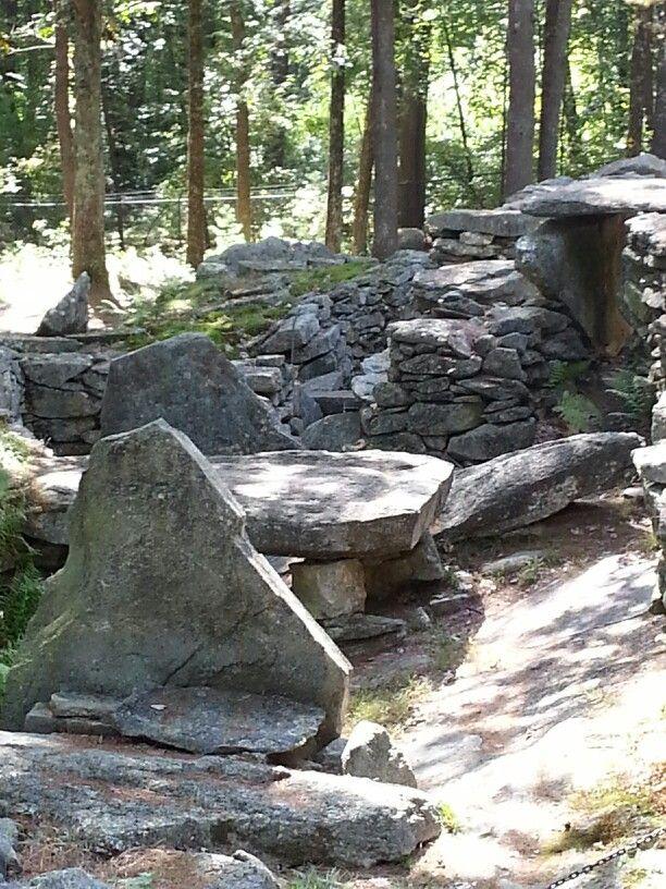 Stonehenge salem nh