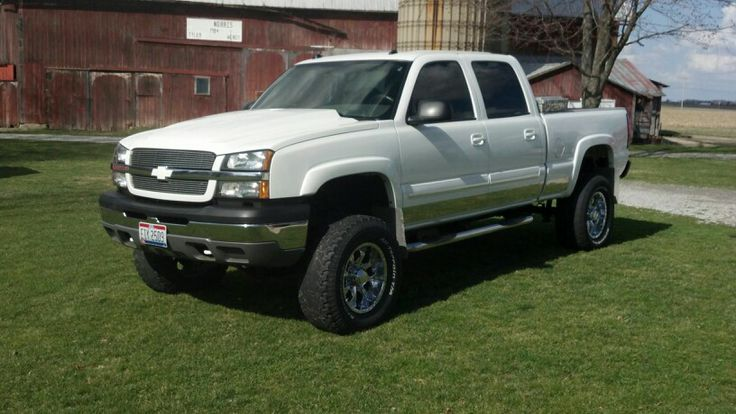 2005 chevrolet silverado 7 lift 35 tires random. Black Bedroom Furniture Sets. Home Design Ideas