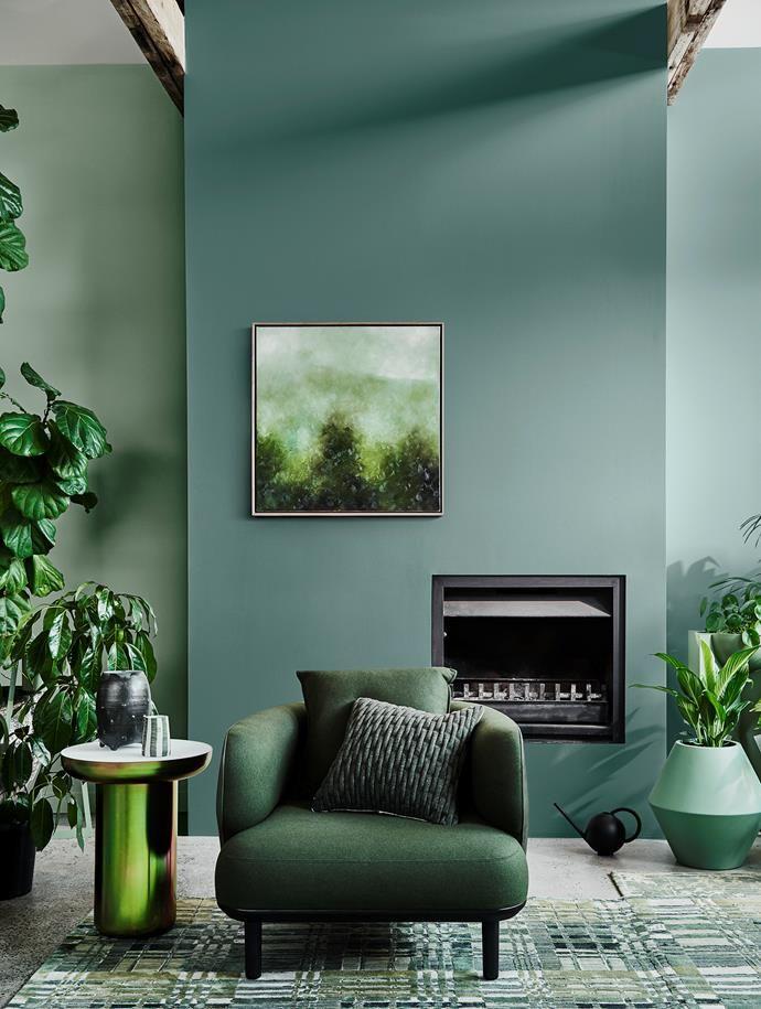 Interior Colour Trends 2020 Paint And Decor Ideas In 2020 Green Interior Paint Trending Decor Home Decor Trends