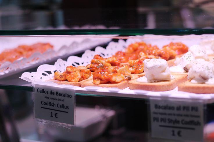 Bizarre Foods: Spanish Honeymoon - bacalao   really risa