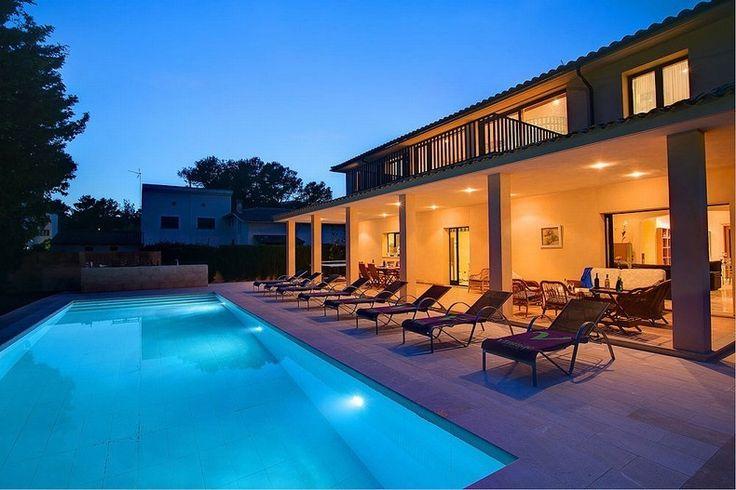 Spacious Villa in  Puerto de Polenta, Majorca, Spain