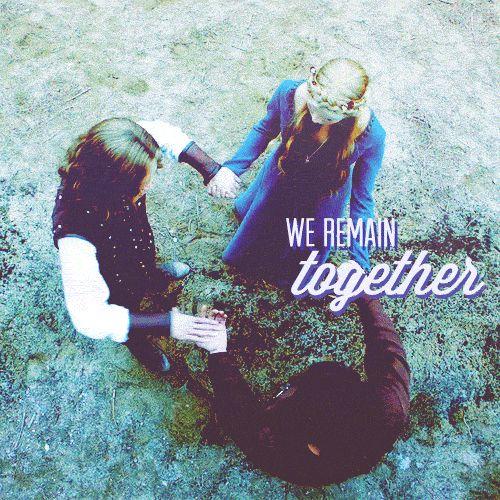 #Elijah #Rebekah #Klaus #TVD