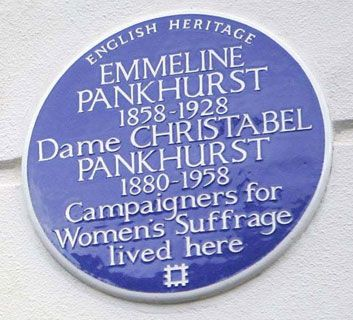 http://www.english-heritage.org.uk/content/images/blue-plaques/blue_plaque_for_pankhursts