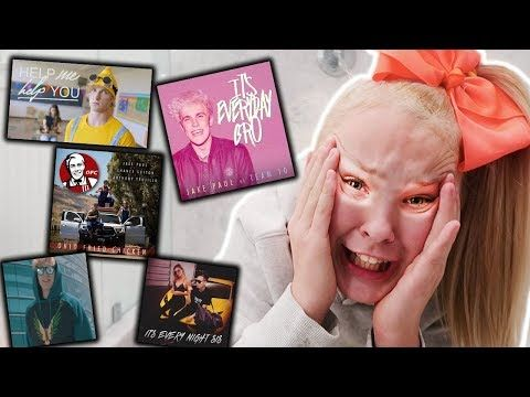 TRY NOT TO SING CHALLENGE! JAKE PAUL AND LOGAN PAUL SONGS! - YouTube