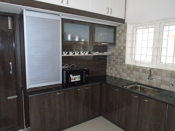 SreeDaksha's Hreeva - Kitchen