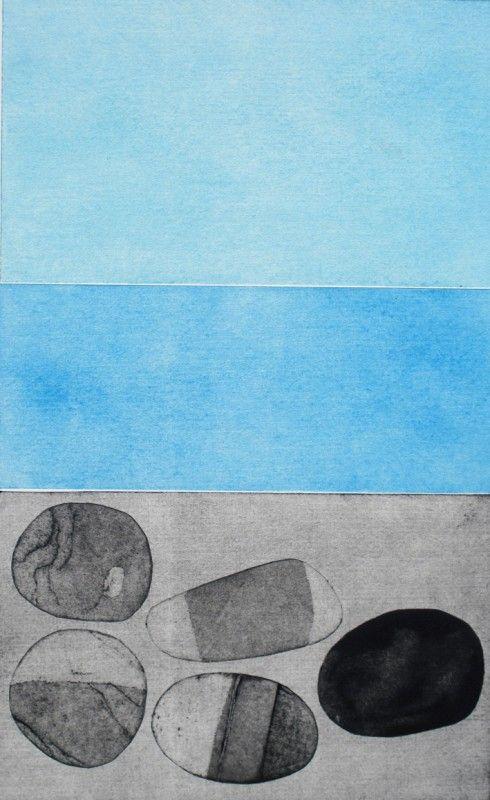 Tessa Horrocks | Aubergine: Art & Framing