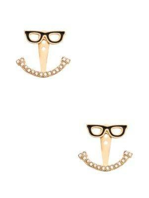 lookout glasses ear jackets - Kate Spade New York
