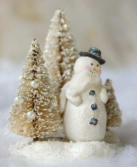 Make a snowman Art Design Joy