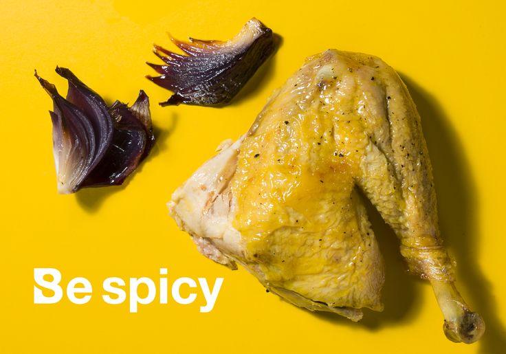 Be Spicy! Food experience by Studio Buschi. Food stylist Anna Grazia Ballerini