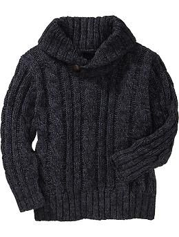 Cable-Knit Sweaters for Baby | Old Navy $24.94