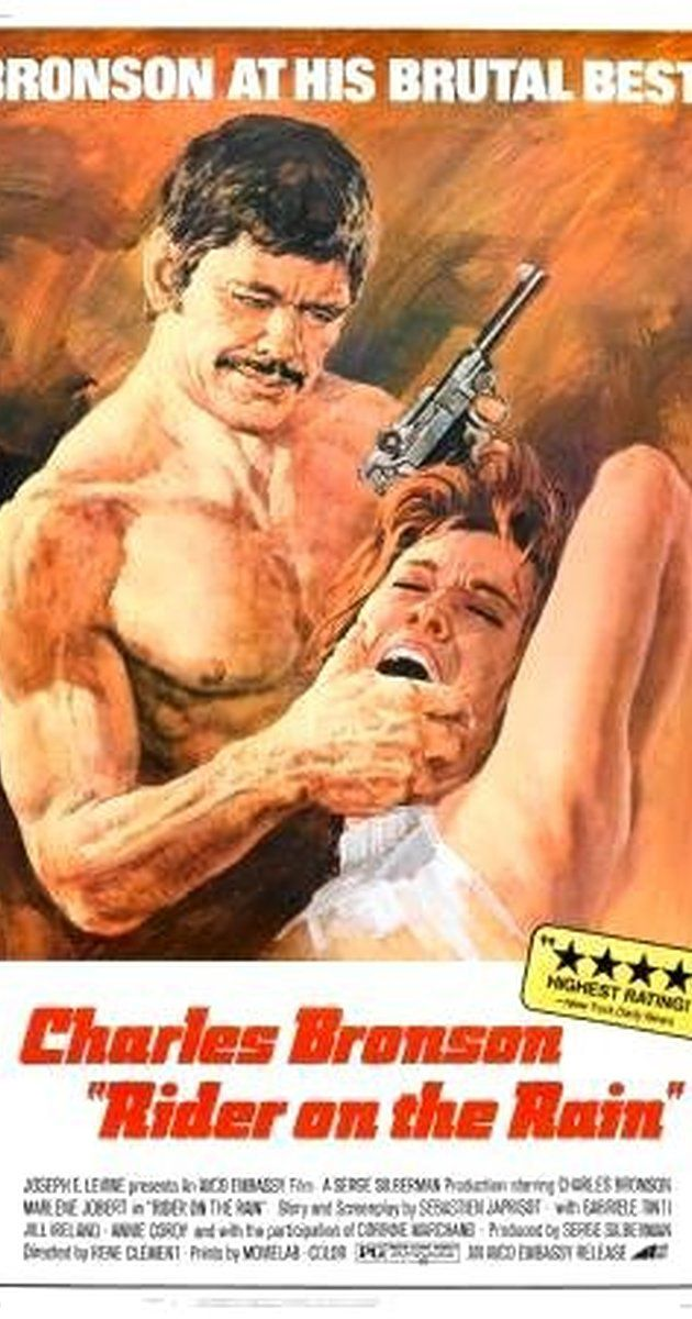 Directed by René Clément.  With Charles Bronson, Jill Ireland, Marlène Jobert, Gabriele Tinti. A US Army colonel in France tries to track down an escaped sex maniac.