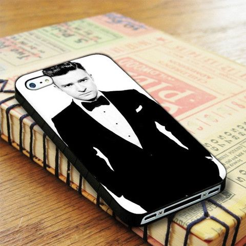Justin Timberlake Mirror iPhone 4|iPhone 4S Case