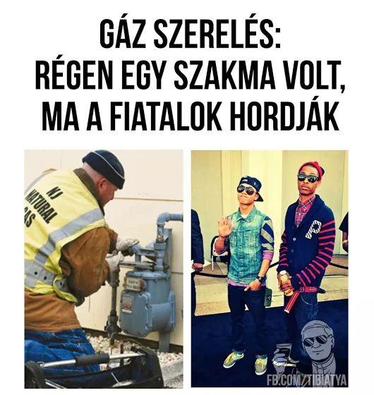 Gáz szerelés