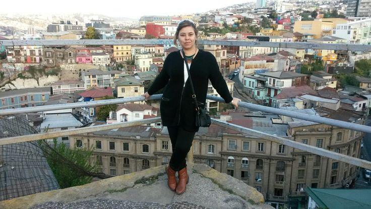 Valparaiso, cerro Cárcel.