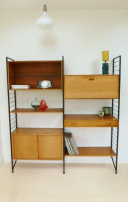 Ladderax wall unit