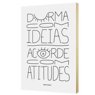 Durma com ideias