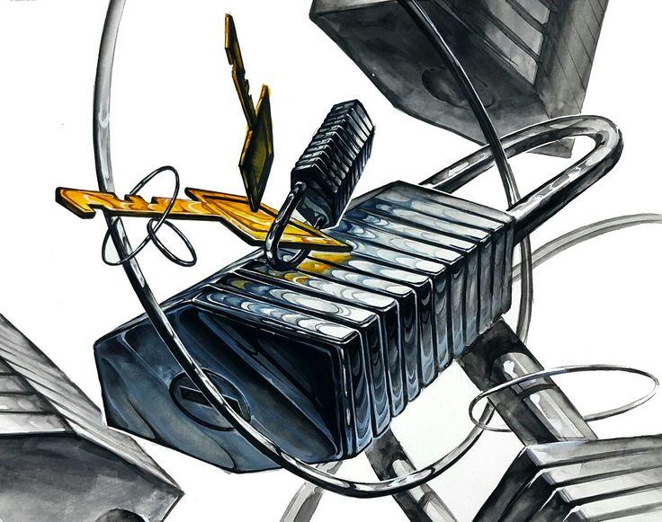 자물쇠 고리 열쇠 기초디자인 인천아이엠