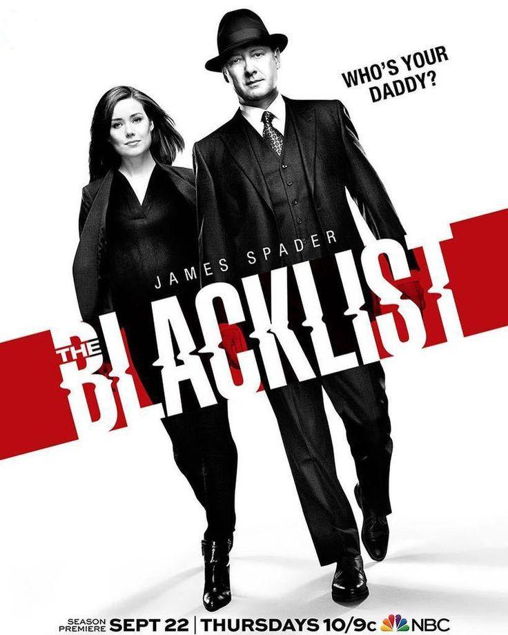 Affiche pour The Blacklist Saison 4
