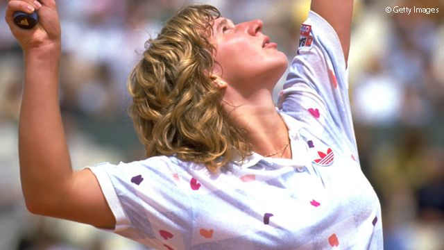 Steffi Graf Became No.1 On This Day