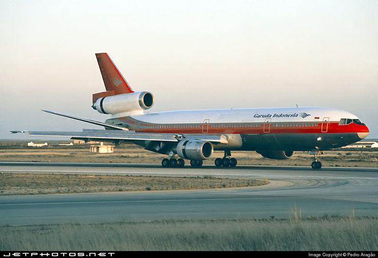 Garuda Indonesia McDonnell Douglas DC-10-30(CF)