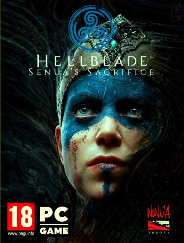 Hellblade Senua S Sacrifice Pc Rip Game Game Theory Vision