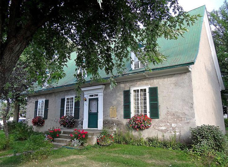Maison Jean Guyon, L'Islet-sur-Mer, Québec