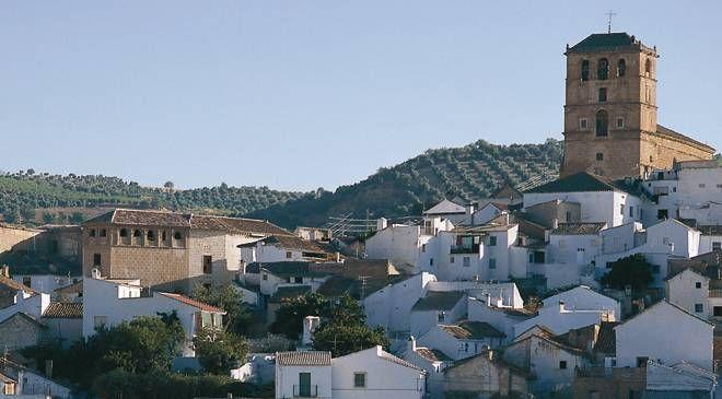 Vista de Alhama de Granada © Turespaña