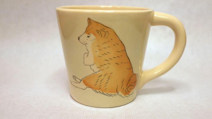A personal favourite from my Etsy shop https://www.etsy.com/listing/573646629/large-mug-shiba-inu-doge-coffee-tea