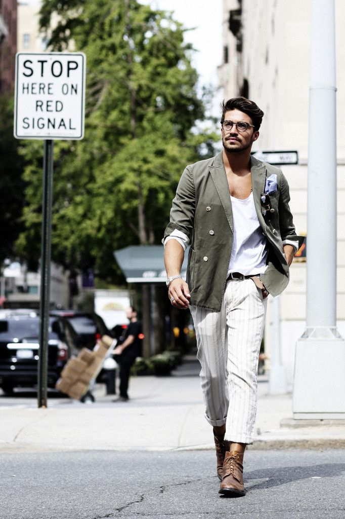 Street style mariano di vaio new york fashion week www Fashion and style news
