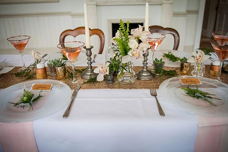 """Grey and copper wedding stationery 