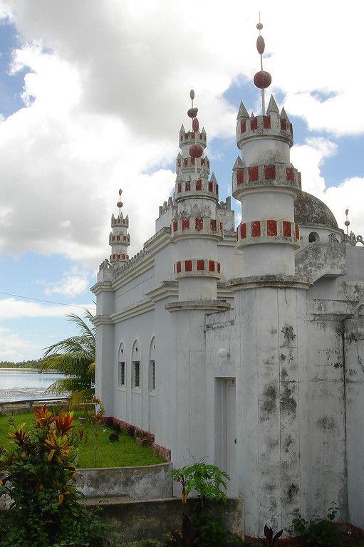 Mosque, Inhambane, Mozambique