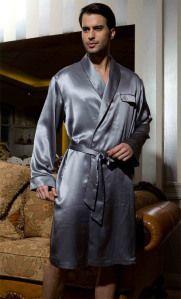 peignoir homme fashion