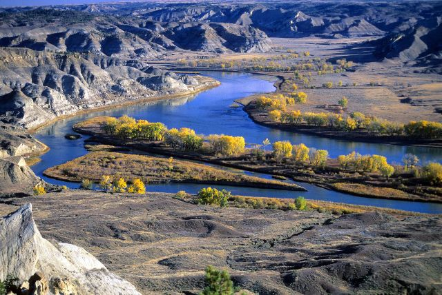 Upper Missouri River Breaks National Monument, Montana
