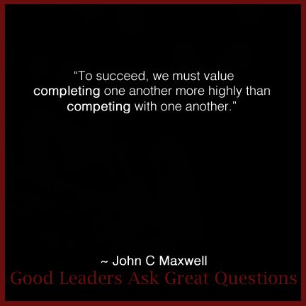 John Maxwell Quote From His Book Good Leaders Ask Great Questions Gorgeous John Maxwell Quotes