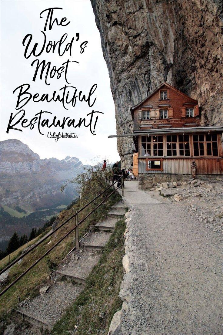 Visit Appenzell & Hike Ebenalp Mountain, Switzerland